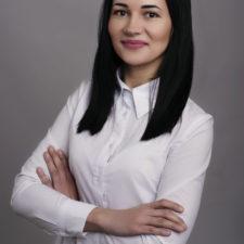 Portrait Anna Milewska